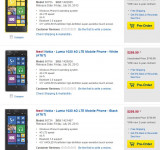 Best Buy: Nokia Lumia 1020 Now Available for Pre-Order