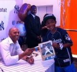 """AT&T Hosts Yankees Closer Mariano Rivera to Kick Off """"Mo-ments"""" Campaign (Pics)"""