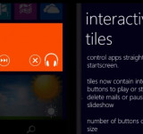 Concept: Windows Phone 8.1/ WP9 w/ Interactive Live Tiles (video)