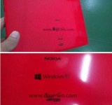 Nokia Windows RT Tablet Pictures Leak?
