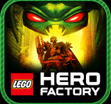 LEGO® Hero Factory Brain Attack Now Available Free For Windows 8/RT