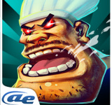 """Wildly Popular """"AE Angry Chef"""" Now Available For Windows Phone 8 (Free)"""