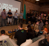 "Linkin Park Reveals ""Recharge"" Online Social Game At Microsoft Loft"