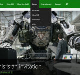 "New Redesigned Xbox Site Launches..Now Missing ""Windows Phone"" Game Tab"
