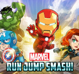 Marvel Run Jump Smash! Coming Soon To Windows 8 & Windows Phone