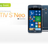 Samsung ATIV S Neo: Coming Soon to AT&T