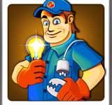 Sparky The Electrician: New Fun and Free Puzzle Game