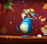 Ubisoft's Rayman Fiesta Run Launching On Windows Phone 8 Very Soon