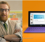 The New Surface: Teacher TV Commercial (Video)