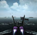 Cold Alley, A New Xbox Air Combat Game, Out Now For Windows 8