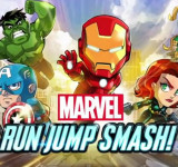 Marvel Run Jump Smash! Now Officially Out For Windows Phone & Windows 8