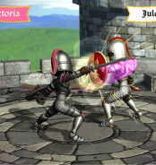 Sword vs Sword, A Medievil Turn Based Dueling Game, Now Piercing Its Way Through The Windows Phone Store Now (FREE)