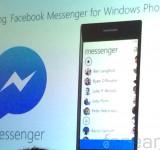 Facebook Messenger Coming To Windows Phone In Coming Weeks