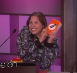 Talk Show Host Ellen Gives Studio Audience Nokia Lumia 1520's For Beats Music Promotion (VIDEO)