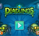 Deadlings, A Cute Zombie Side-Scrolling/Puzzle Game Now Available For Windows Phone/ Windows 8