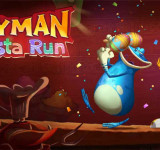 Ubisoft's Xbox Title, Rayman Fiesta Run Now Available For Windows Phone 8