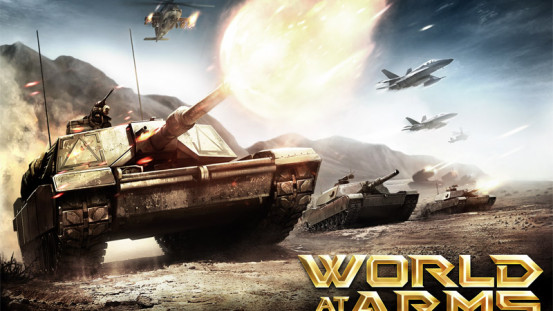 "Gameloft Goes to War With Windows Phone 8 & Releases Strategy Title ""World at Arms"", Now Available (FREE)"