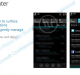 "Leaked Windows Phone 8.1/Blue ""Action Center"" Surfaces Online"