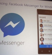 Official Facebook Messenger Out Now For Windows Phone 8!