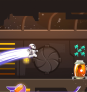 Galactic Rush, A New Endless Runner, Rushes Onto Windows Phone As An Exclusive Title (FREE)
