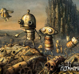 Machinarium, The Award-Winning Adventure Game, Now Available On Windows Phone