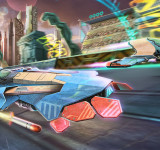 FLASHOUT 2, A Futuristic Anti-Gravity Racer Coming Soon To Windows Phone