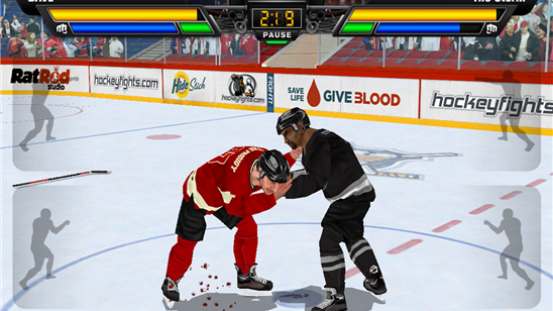 Hockey Fight From Ratrod Studio Inc. Now Available For Windows Phone