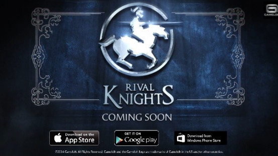 "Gameloft's New Medieval Jousting Title ""Rival Knights"" Coming Soon To Windows Phone (Video)"