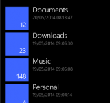 "Microsoft's Official File Management App ""Files"" Now Available For Windows Phone 8.1 (Free)"