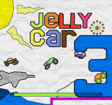 Disney's Jelly Car 3 Now Available For Windows 8!
