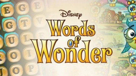 "Disney's Dishes Out ""Words Of Wonder"" Game On Windows/Windows Phone As A Reoccuring Weekly Release Continues (FREE)"
