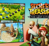 Xbox Title Secrets And Treasure: The Lost Cities A New Puzzler Game Now Available For Windows 8 (FREE)