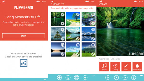 Official Flipagram App Now Out For Windows Phone (FREE)