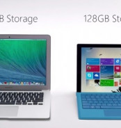 Surface Pro 3 Goes Head-To-Head With A MacBook Air In Latest Ad & Leaves It Up In Smoke (VIDEO)