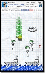 Parachute Panic Screen5