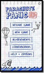 Parachute Panic Screen8