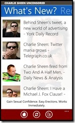 Charlie Sheen Uncensored 2