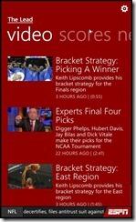 ESPN ScoreCenter 3