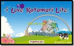 I love katamari 1