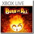burn it all icon