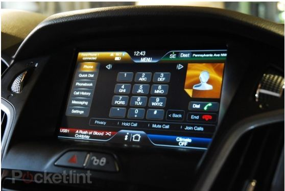 ford sync making its way to europe wp7 connect. Black Bedroom Furniture Sets. Home Design Ideas