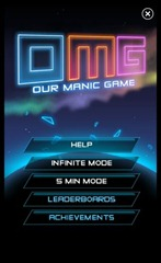 OMG Our Manic Game 1