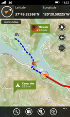 Outdoor Navigation 3