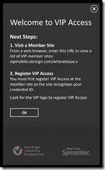 VIP Access 2