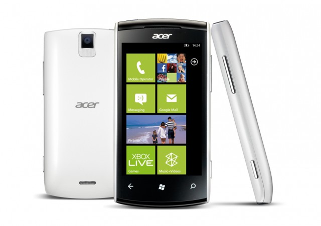 how to connect acer phone to pc