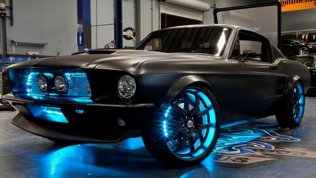 Microsoft helps west coast customs build a mustang packed with microsofts channel 9 team has joined forces with west coast customs pimp my ride to build an amazing windows enabled ford mustang voltagebd Image collections