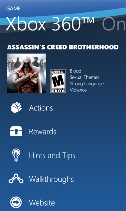 Ubisoft Launches its Uplay App on Windows Phone | WP7 Connect