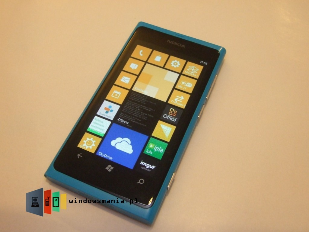 Lumia 800 With Windows Phone 7.8 Spotted in the Wild ...