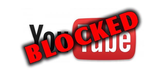 block youtube on windows phone