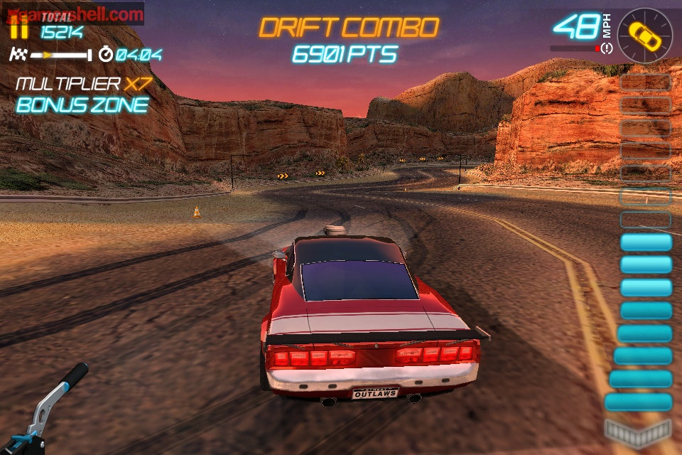 drift mania street outlaws driving to windows phone and. Black Bedroom Furniture Sets. Home Design Ideas